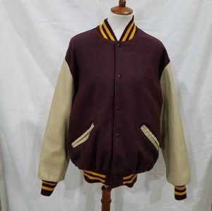 Vintage DeLong Varsity Letterman Jacket